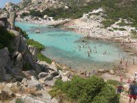Isola di Spargi - Cala Corsaro