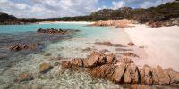 Spiaggia corallina dell'Isola di Budelli