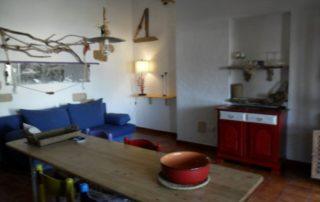 Casa Vacanze Cammigione Costa Smeralda - cucina rustica