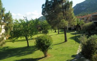 Casa Vacanze Cammigione Costa Smeralda - giardino