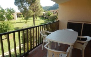 Casa Vacanze Cannigione Costa Smeralda - balcone