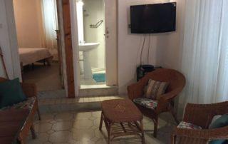 bagno e camera villetta indipendente Canniggione