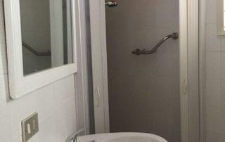 bagno villetta indipendente Canniggione